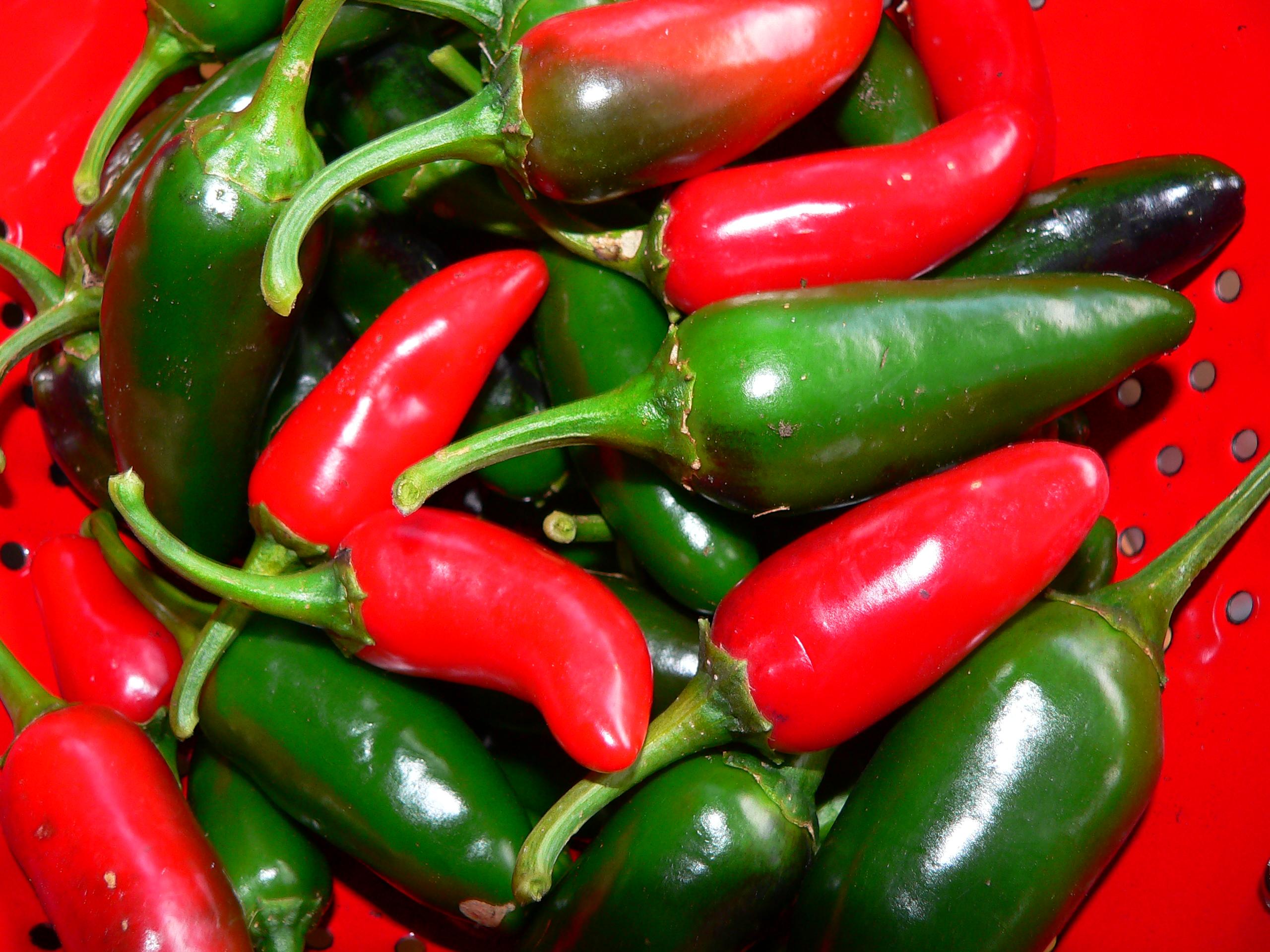 Diez beneficios de comer chile