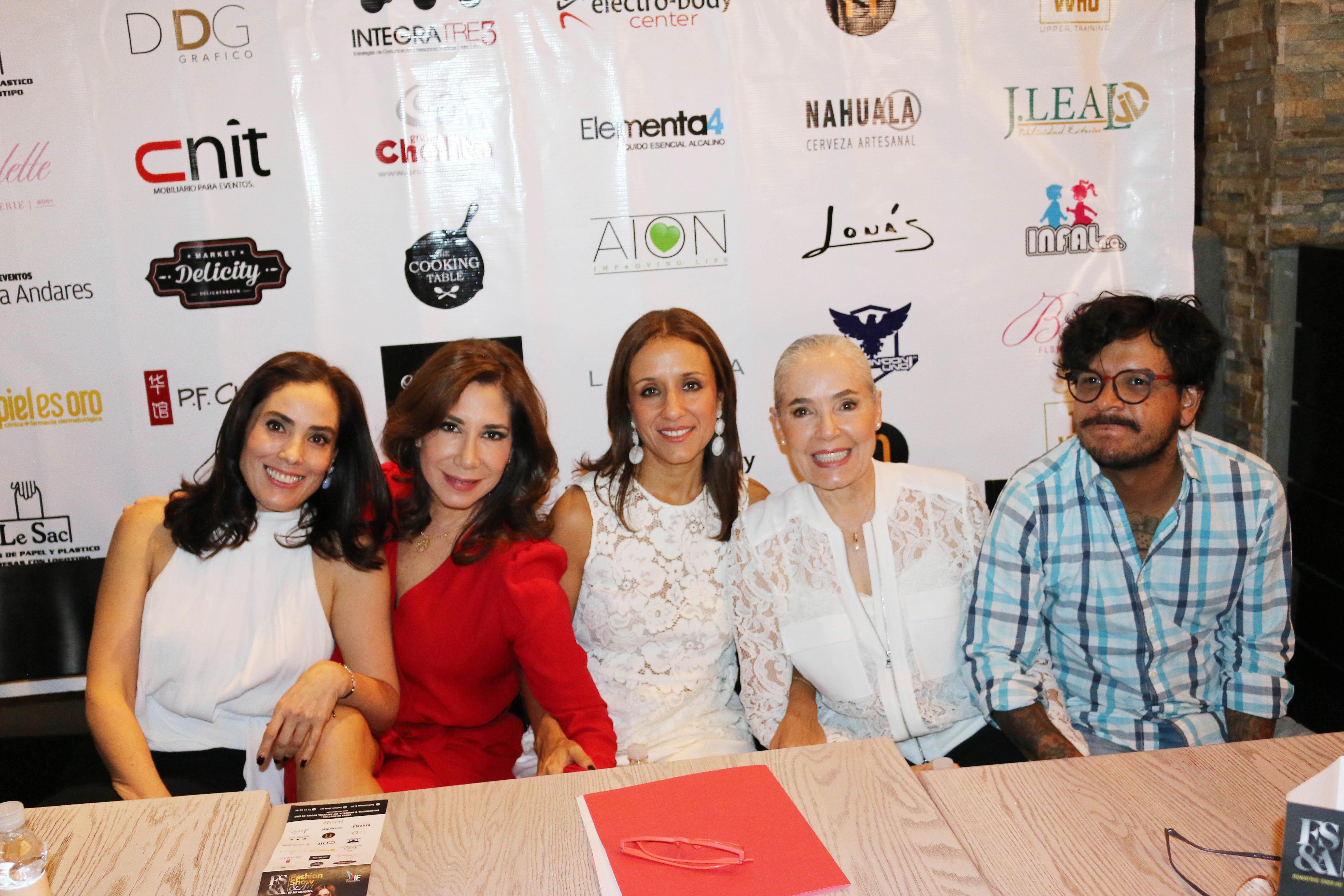 MG Mendoza anuncian FASHION SHOW & ART