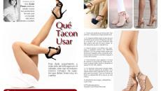Qué Tacon Usar