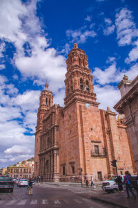 Av Hidalgo- Catedral