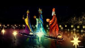 Medio Oriente - Reyes-Magos
