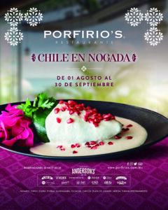 #PorfiriosRestaurante #GrupoAnderson
