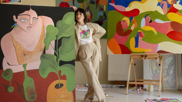 Mango Celebra El Papel De Las Artistas En El Día Internacional De La Mujer