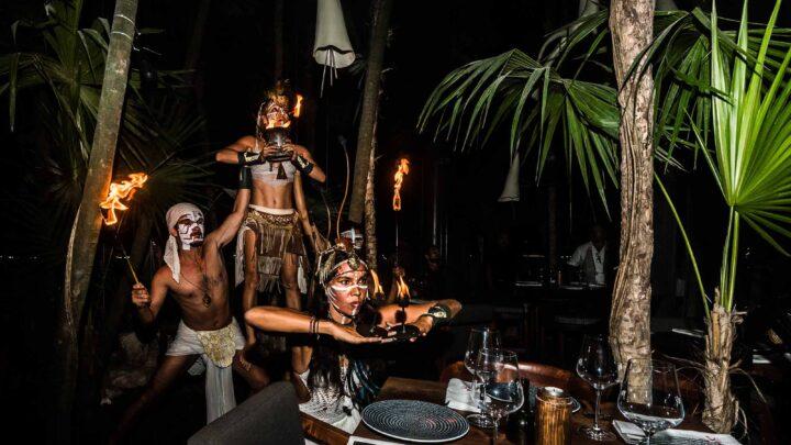 Cha'an Ka'ak, un espectáculo en Tulum que te sorprenderá