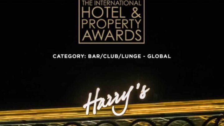 NOMINACIÓN DE HARRY'S BAR LOUNGE CLUB GLOBAL