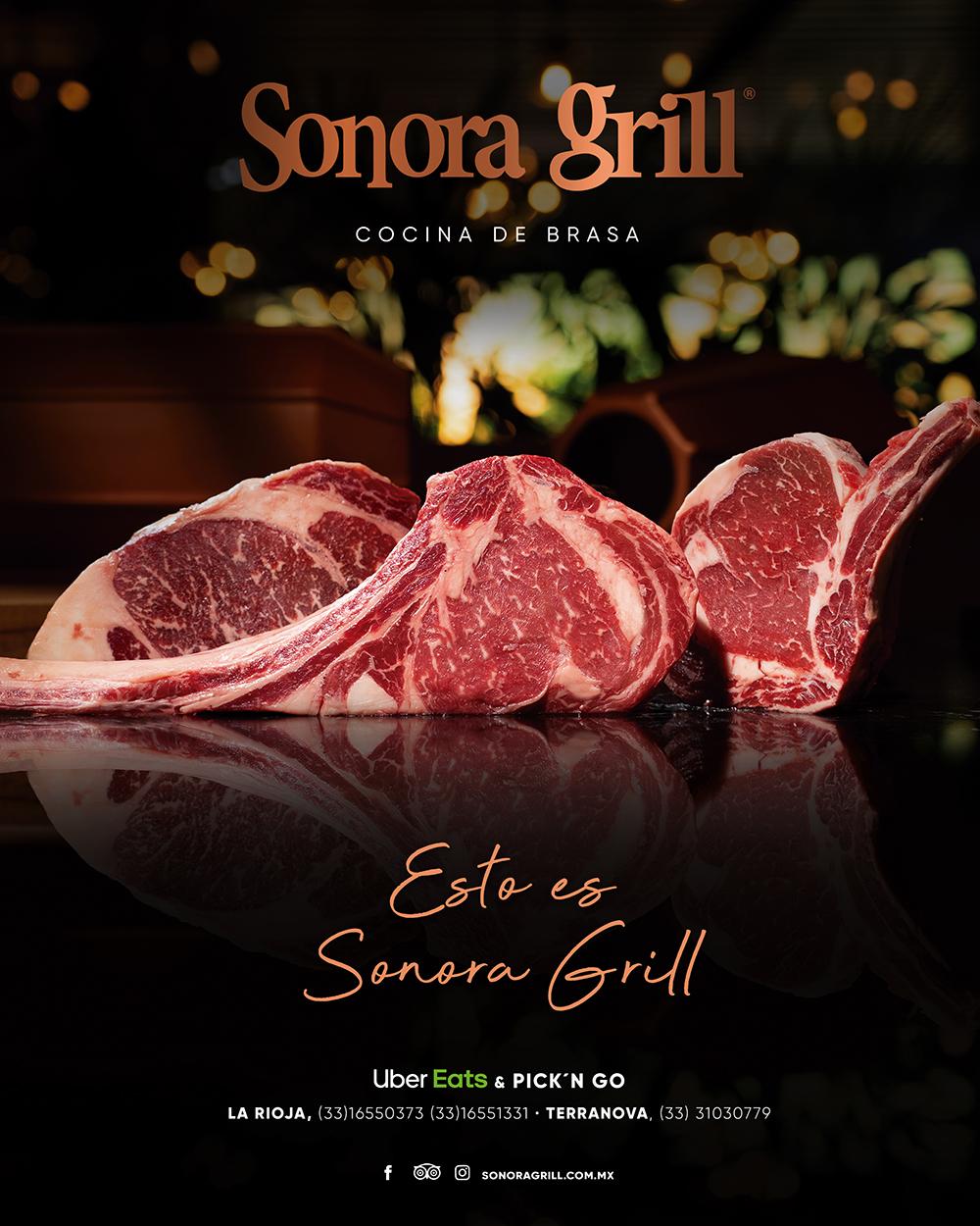 #SonoraGrill